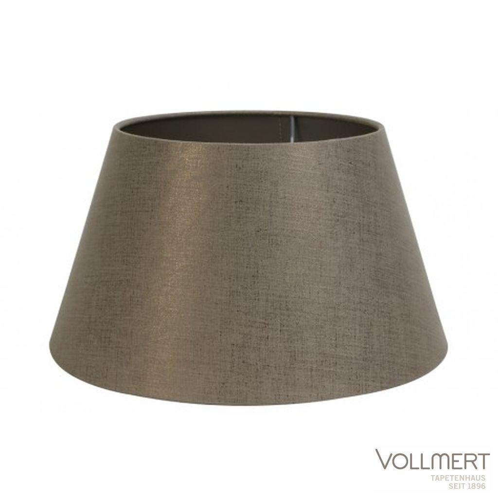 Lampenschirm drum 45-35-24 cm TUFF Bronze