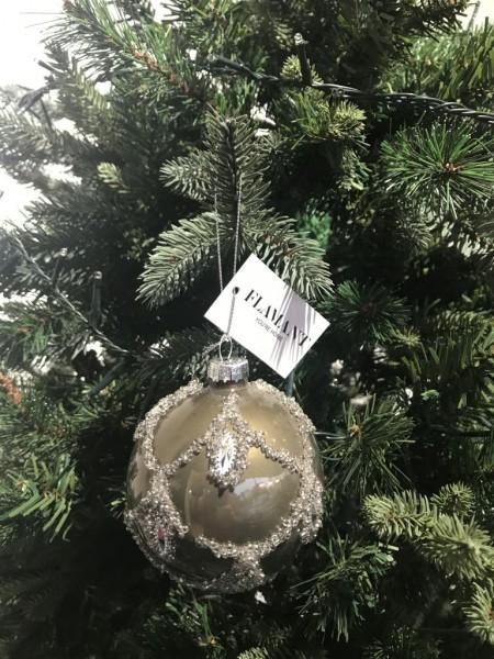 Weihnachtskugel Utano