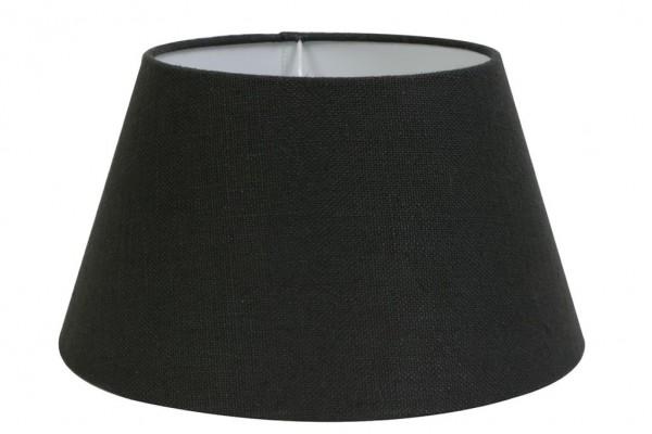 Lampenschirm rund 25-18-14 cm LIVIGNO anthrazit