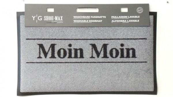 Shoe Max Fußmatte Everclean MOIN MOIN