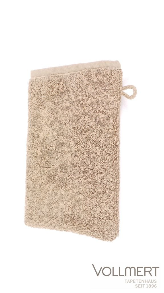 WASCHLAPPEN HOME TAUPE