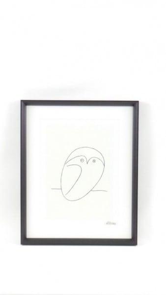 Rahmen Picasso 2