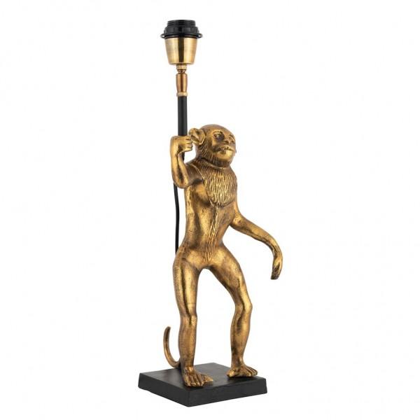 Tischlampe Avan Affe (Gold)