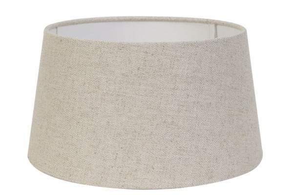 Lampenschirm rund 35-29-18 cm LIVIGNO naturel