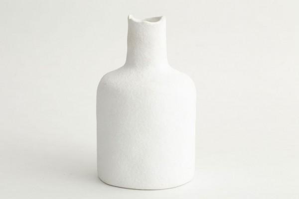 Vase Ivette H21,5 Weiss
