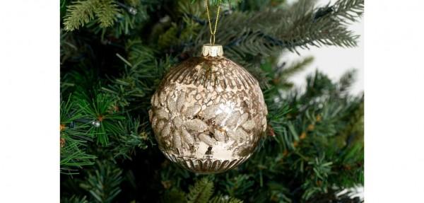 Weihnachtskugel Bao